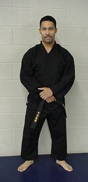 Sensei Sam Jones